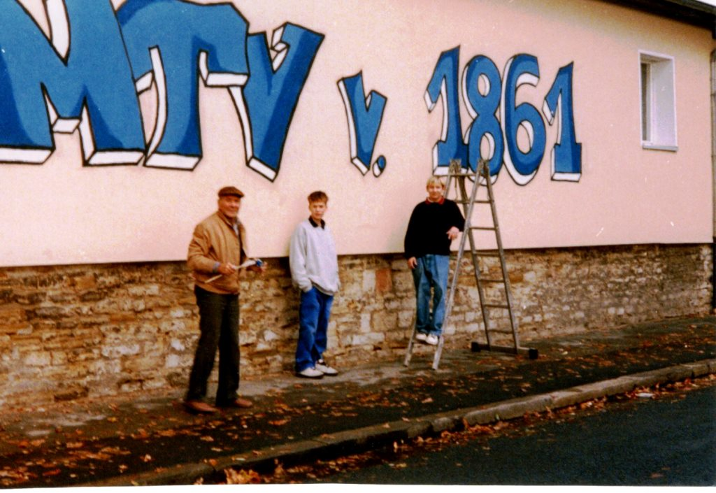 MTV Graffiti am Heim 2